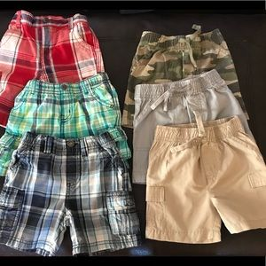 Other - Boys size 12 mos bundle lot of 6 shorts